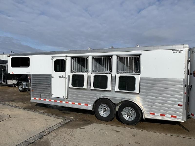 2013 Sundowner Trailers Rancher Sport 4 Horse Trailer