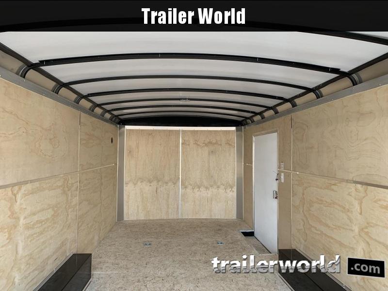 2019 Sure-Trac 20' Pro Series Round Top Car Hauler Trailer 10K