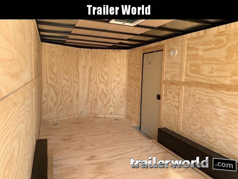2020 CW 8.5' x 16' x 7' Tall Vnose Enclosed Cargo Trailer