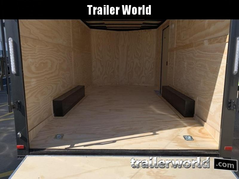 2020 CW 8.5' x 16' x 7' Tall Vnose Enclosed Cargo Trailer