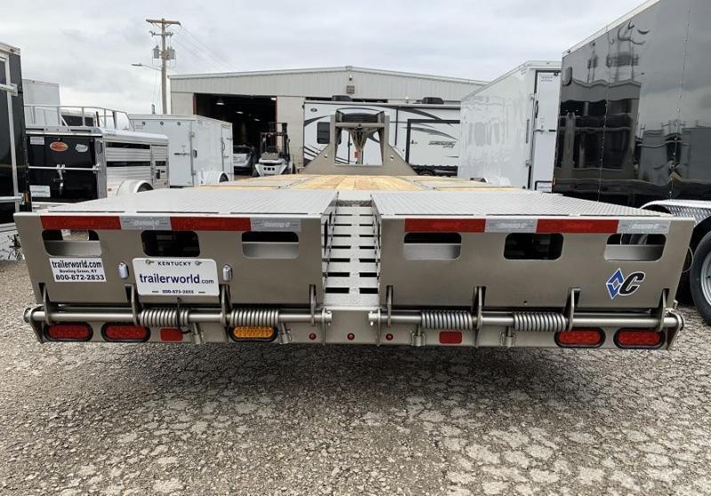 2020 Diamond C Trailers FMAX216-30' Gooseneck Equipment Trailer