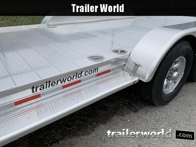 2019 Sundowner 36' Aluminum Open 2 Car Hauler Trailer