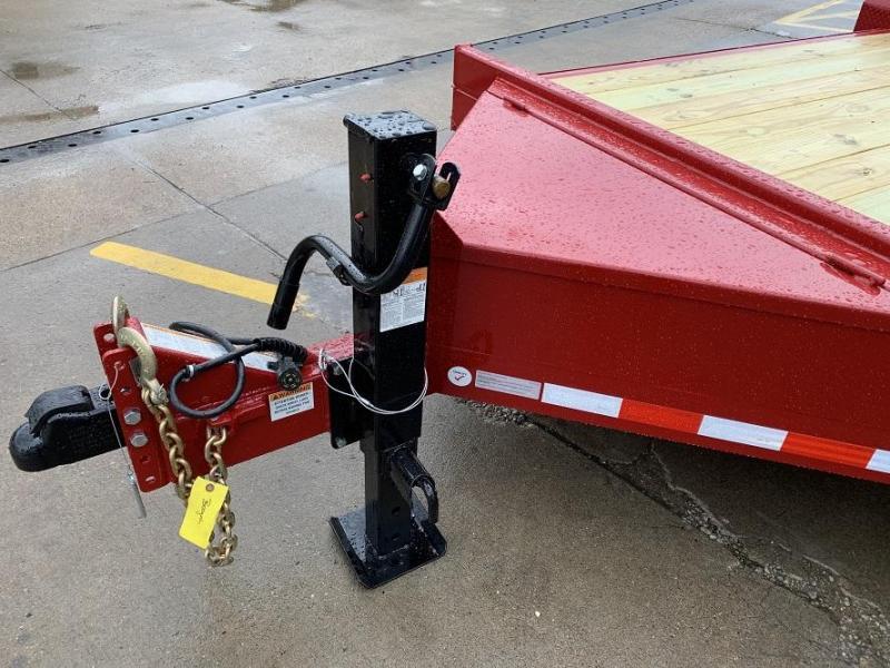 2020 Midsota ST-20 Equipment Skid Steer Trailer 17600lb GVWR