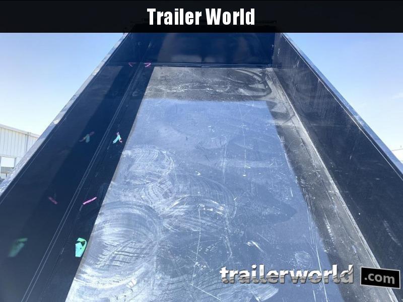 2020 Big Tex Trailers 14LX 16' Dump Trailer w/ TARP