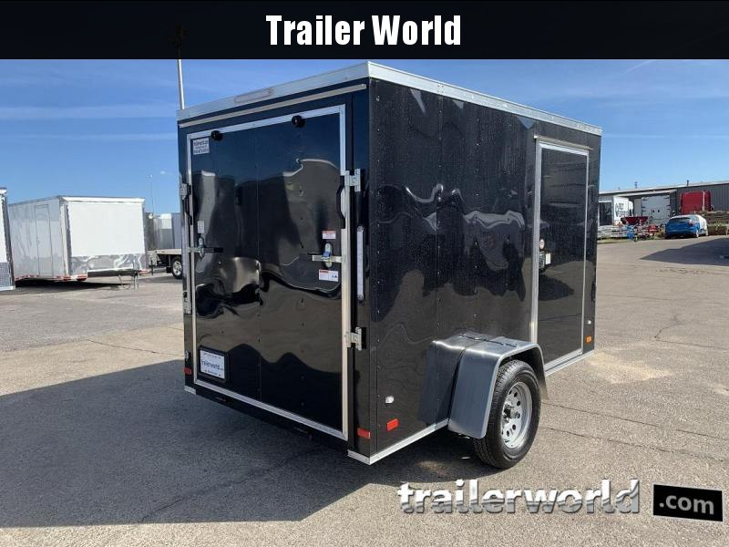 2020 CW  6' x 10' x 6'3 Enclosed Cargo Ramp Door D-Rings