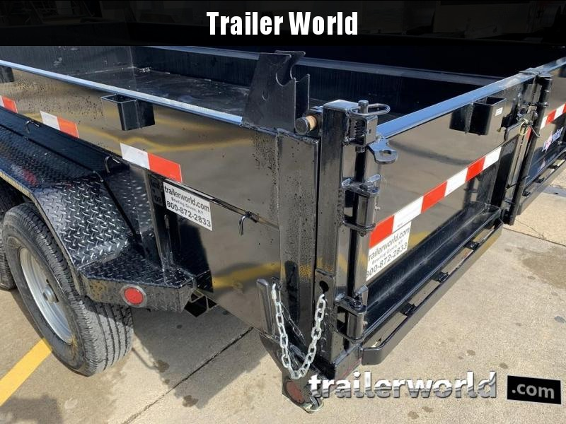 2020 Norstar DXB8314 14' Dump Trailer 14k GVWR