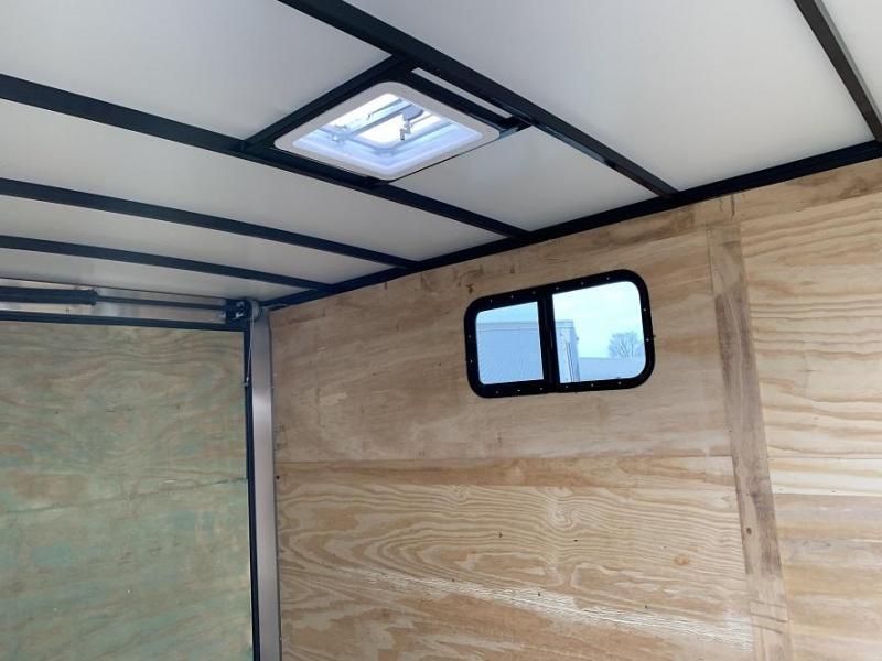 2020 Arising 7 x 14 x 7 Enclosed Cargo Trailer w/ Windows