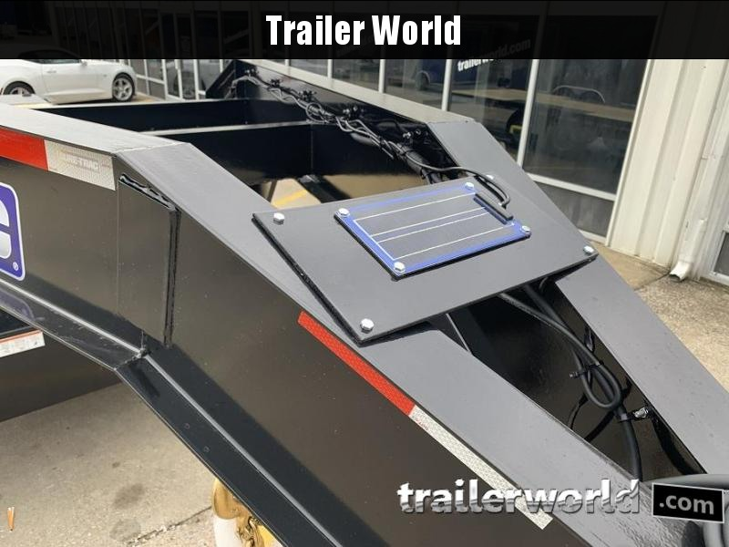 2020 Sure-Trac 102 x 22' Deckover Tiltbed Gooseneck 15K GVWR
