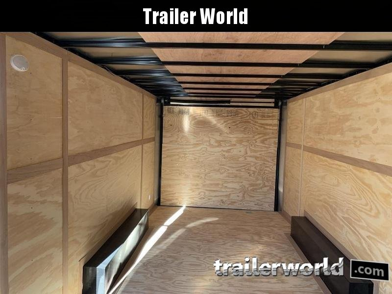 2020 Continental 20' V Enclosed Car Trailer