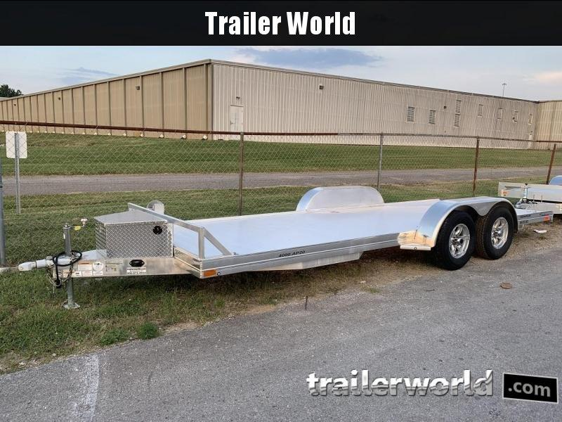 2020 Sundowner 4000AP - 18' Aluminum Open Car Hauler Trailer