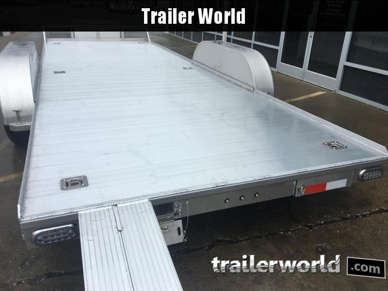 2020 Sundowner 4000AP - 18' Aluminum Open Car Hauler Trailer