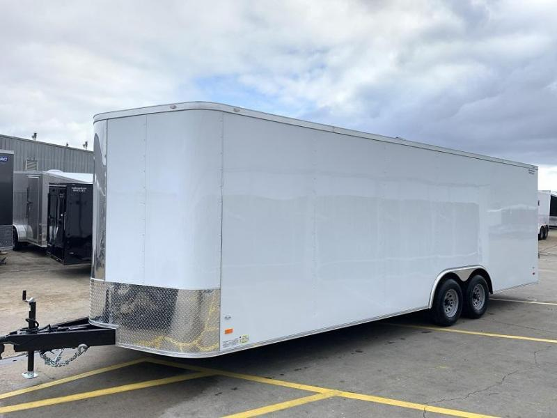 2020 CW 24' Enclosed 7' tall Car Trailer 10k GVWR