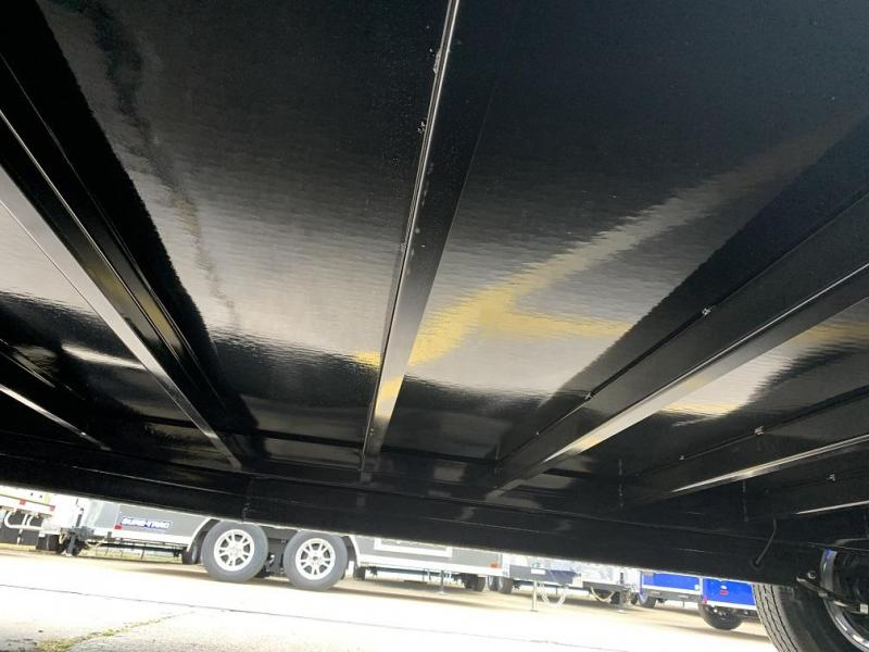 2020 Sure-Trac 20' Steel Deck Car Hauler Trailer 10k