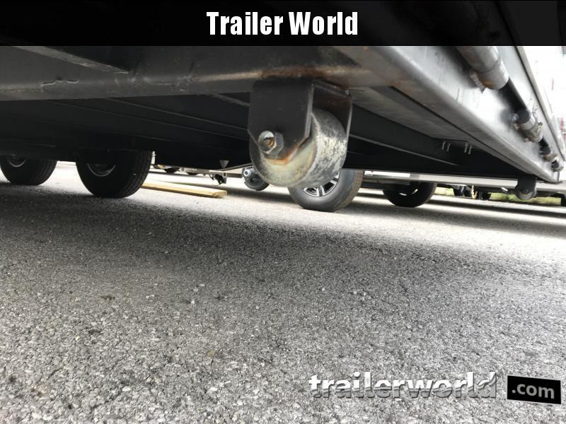 2019 Cargo Mate Eliminator 28' Race Trailer