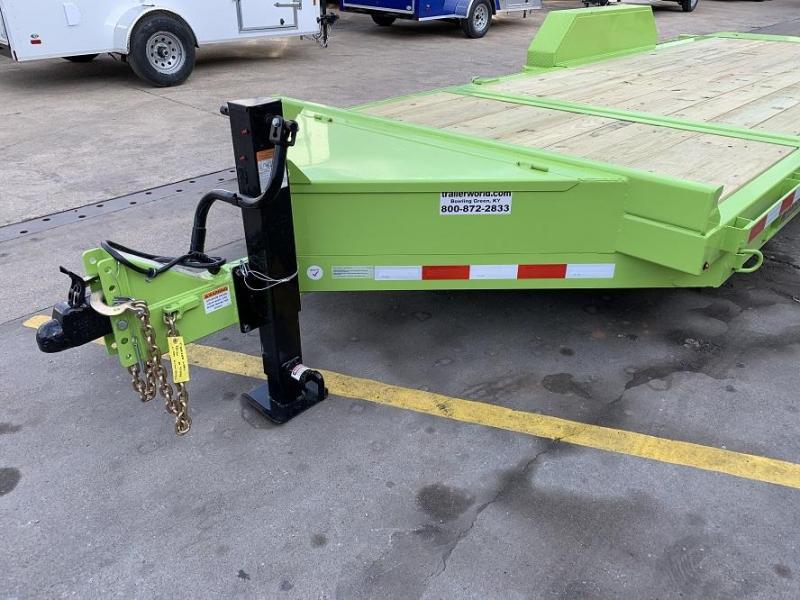 2020 Midsota TB-20' Split Deck Tilt Equipment Trailer