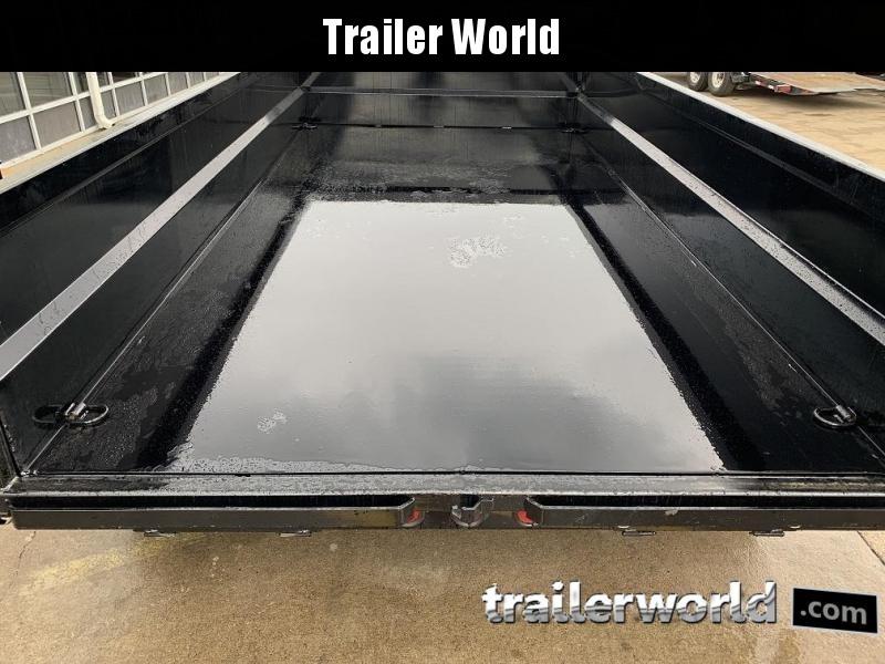 2020 Iron Bull DTB8314 14' Dump Trailer 14k GVWR