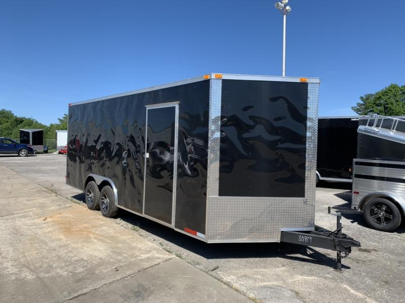 2019 South Georgia 20 Vnose Car / Racing Trailer