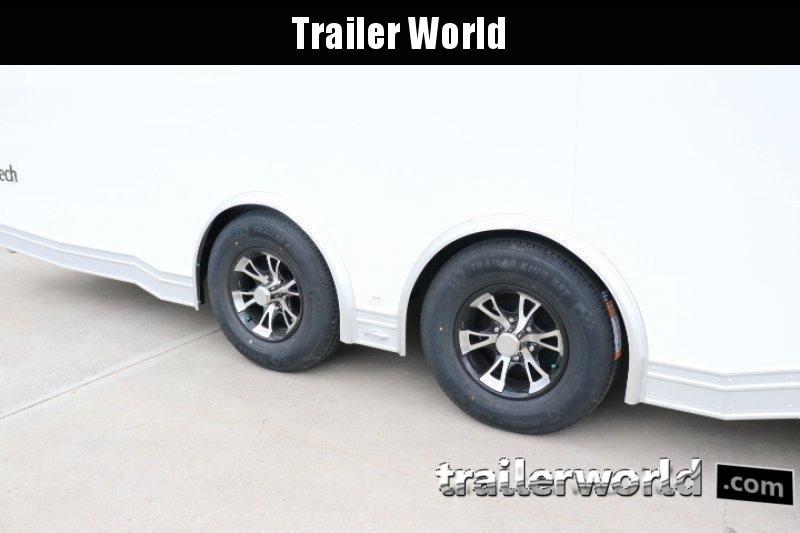 2020 inTech 24' iCon Aluminum Frame Race Car Trailer