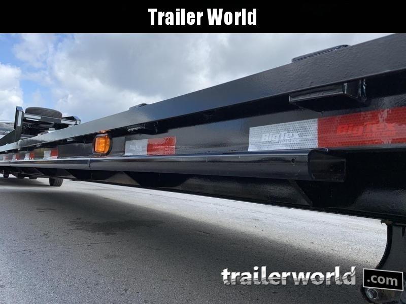 2020 Big Tex Trailers 22GN-35' + 5'  Flatbed Gooseneck Trailer