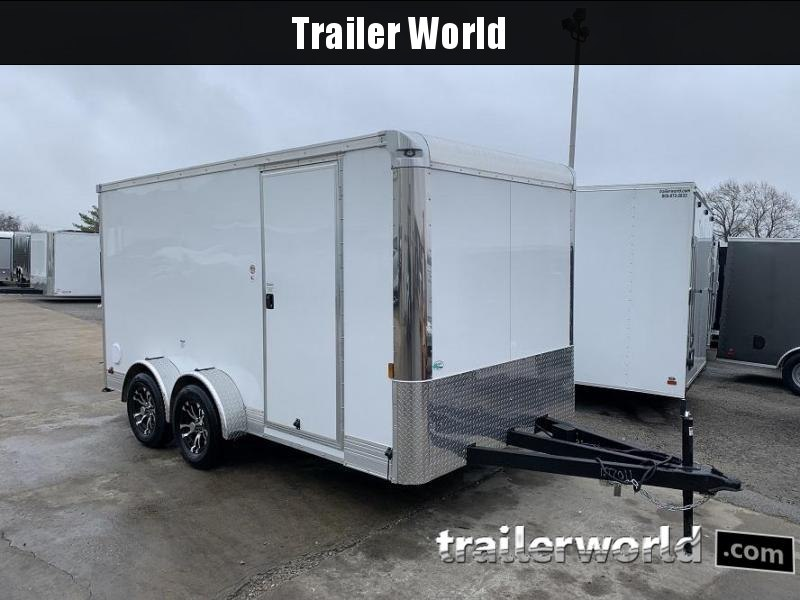 2020 Continental Cargo MC 7' x 14' Enclosed Motorcycle Trailer