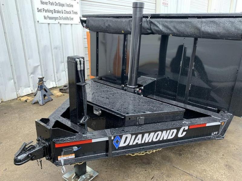 2020 Diamond C  LPT 14' Low Profile Commercial Grade 18k GVWR
