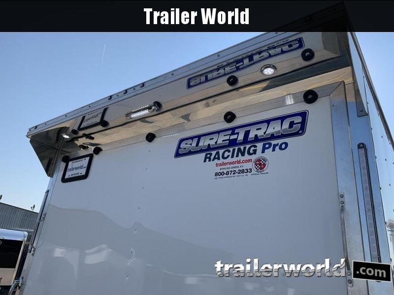 2020 Sure-Trac Race 28' Enclosed Car / Race Trailer