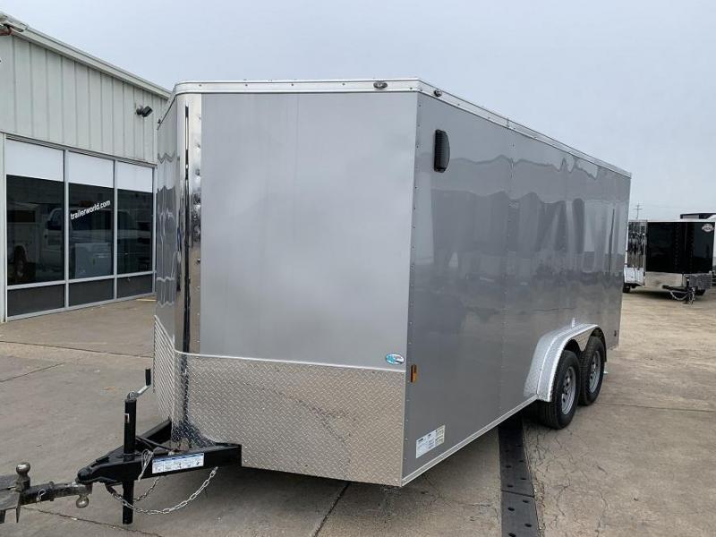 2021 Continental Cargo 7.5x16 Enclosed Cargo Trailer