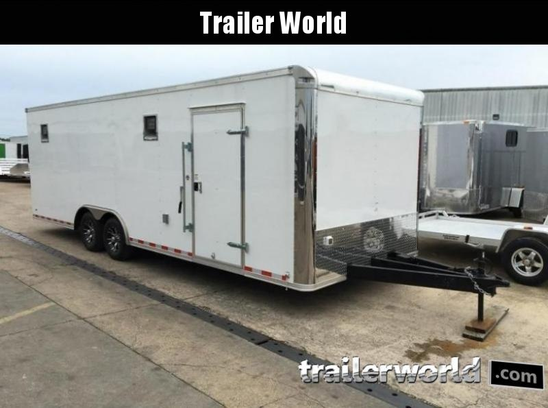 2020 Continental Cargo 24' Race Car Trailer