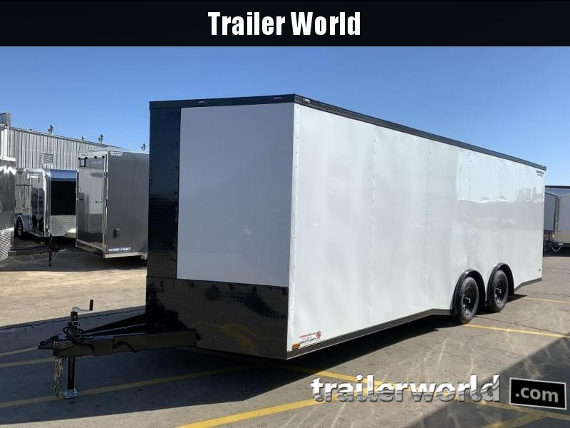 2020 24' Spread Axle Car Trailer 10k GVWR
