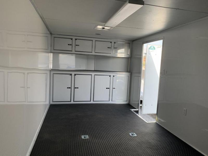 2020 Continental Cargo 28' V Race Enclosed Car Trailer