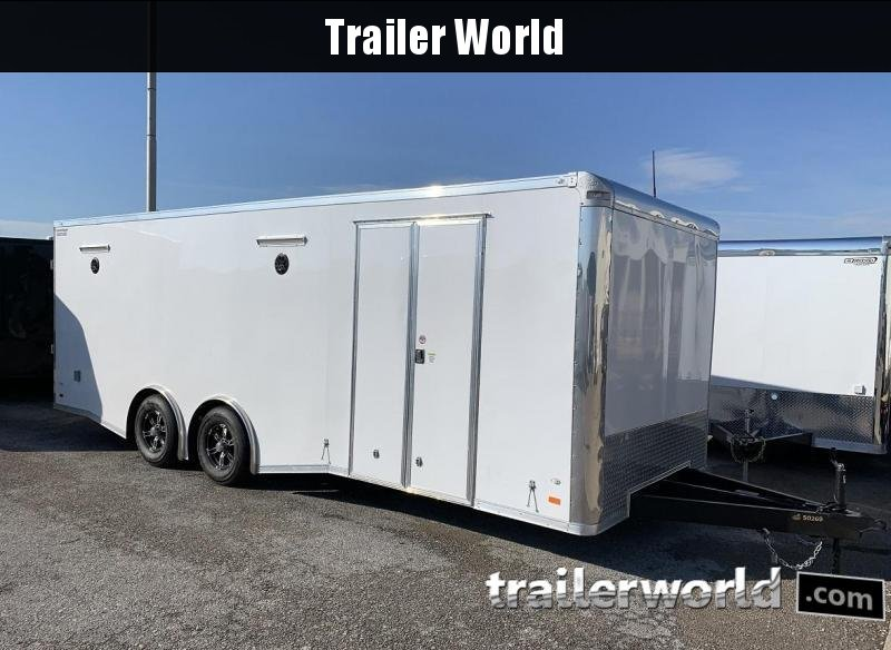 2020 CW 24' Spread Axle Race Trailer