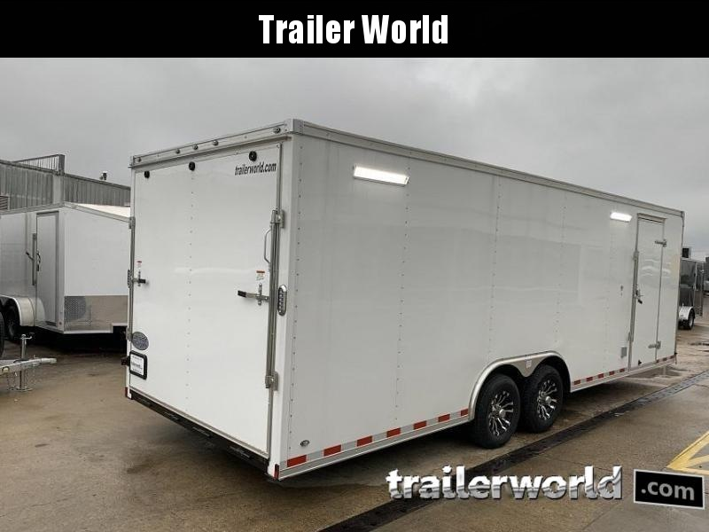 2020 Continental 24' Race Trailer