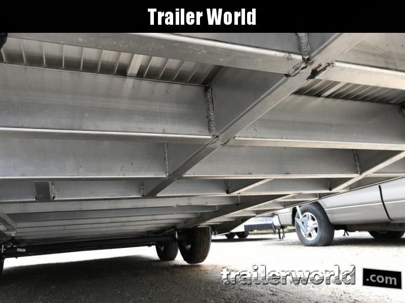 2020 Sundowner 24' Aluminum Enclosed Trailer w Full Access Door