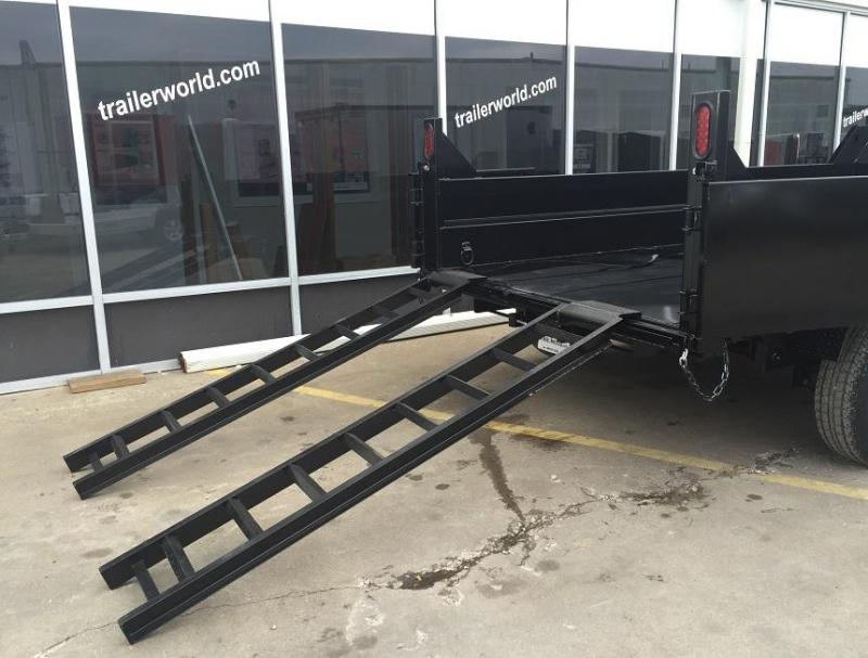 2020 Sure-Trac 6' x 12' Dump Trailer