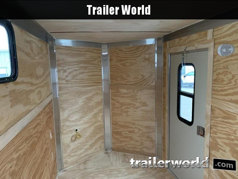 2019 Covered Wagon Trailers 6 x 12 x 7 Enclosed Cargo Trailer