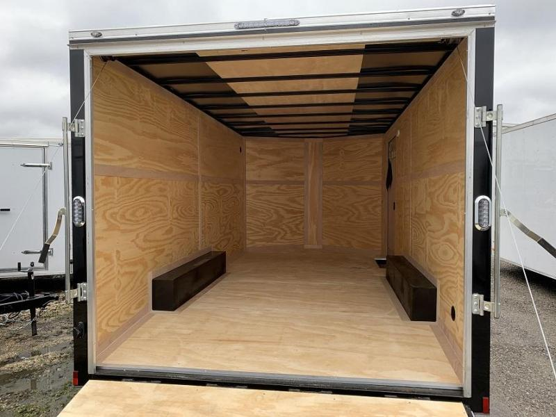 2021 Continental Cargo 8.5 x 16 x 6.5 Enclosed Cargo Trailer
