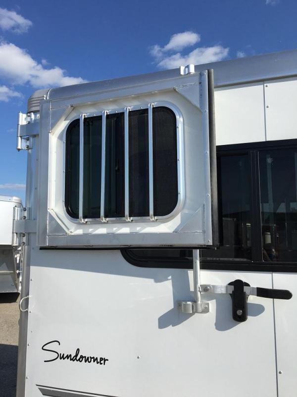 2020 Sundowner Charter TR SE 2 Horse Bumper Pull Trailer