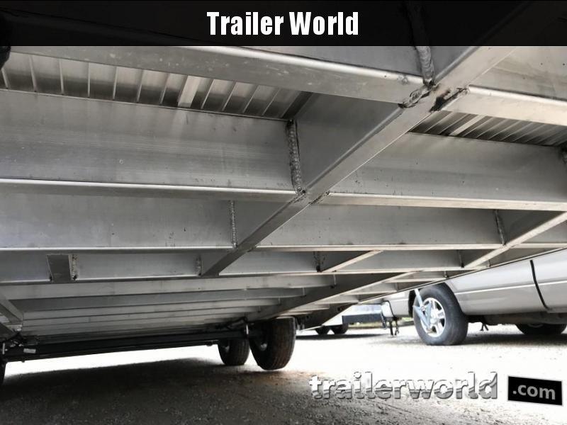 2019 Sundowner 24' Spread Axle Car Aluminum Race Trailer