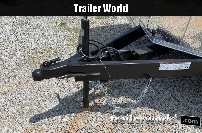 2020 CW 28' Enclosed Car Trailer Spread Axle 14k GVWR