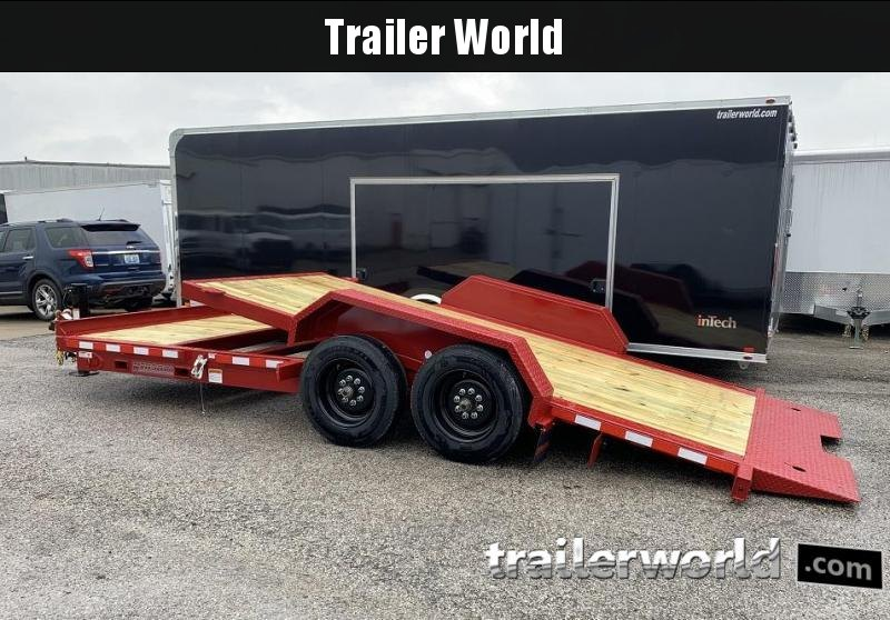 2020 Midsota TB-20' Tilt Bed Equipment Trailer 17.6k GVWR