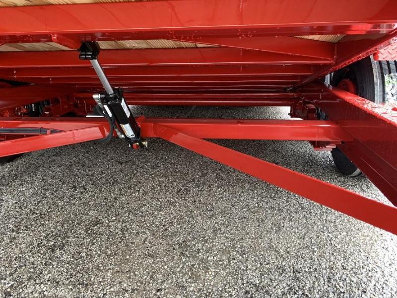 2020 Midsota TB-20' Tilt Bed Equipment Trailer 17.6k GVWR