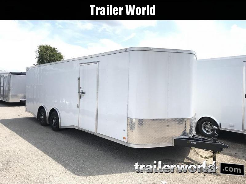 2020 CW 24' Spread Axle Car Trailer 10k GVWR