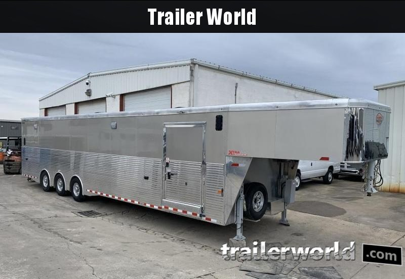 2019 Sundowner Trailers 44' Gooseneck Tool Trailer Enclosed Cargo Trailer