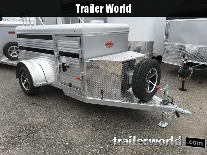 2020 Sundowner Aluminum Mini Stock Trailer Show Trailer