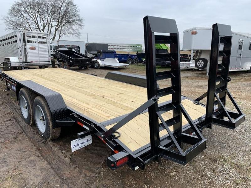 2020 Sure-Trac  20' Equipment Trailer 16k GVWR
