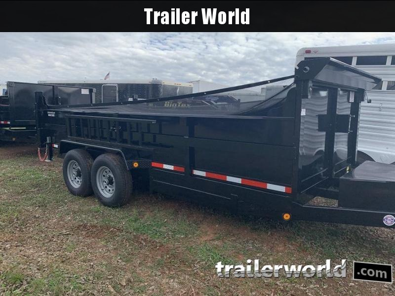 2020 QS 16' Dump Trailer 14K GVWR