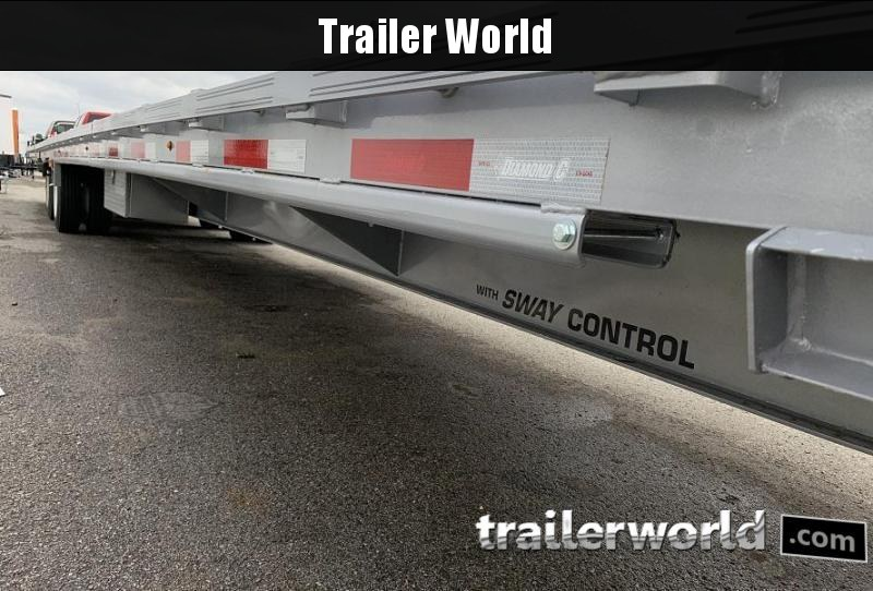 2020 Diamond C FMAX212 44' Hydraulic Dovetail HOT SHOT Trailer