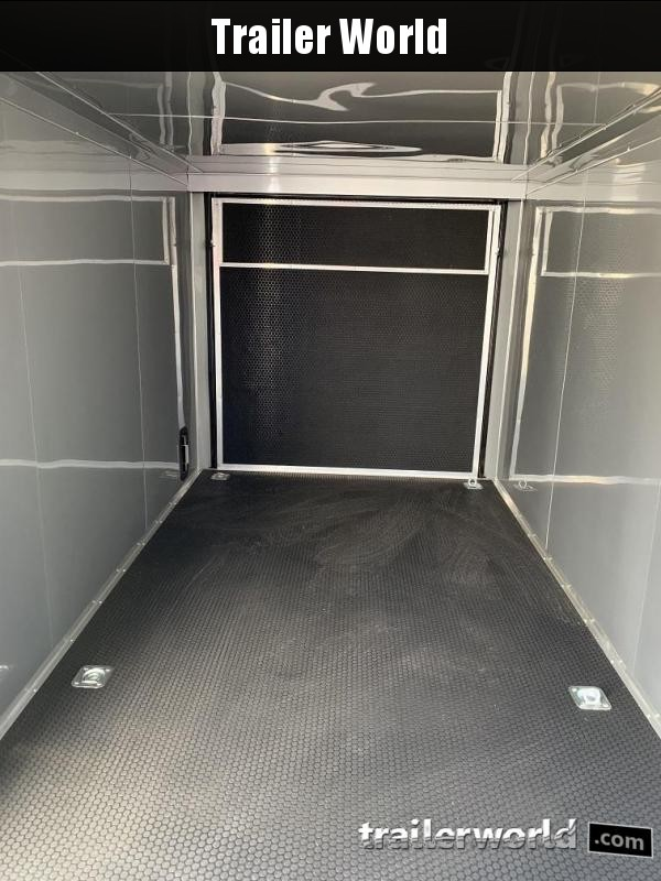 2019 Covered Wagon Trailers 7' x 16' x 6.5' Enclosed Cargo Trailer