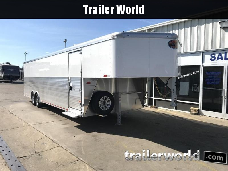 2019 Sundowner 36' Gooseneck Enclosed Cargo Trailer