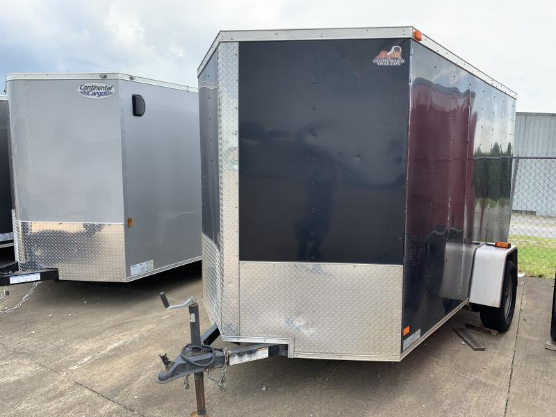 2013 Covered Wagon Trailers 6 x 10 x 6.3 Enclosed Cargo Trailer